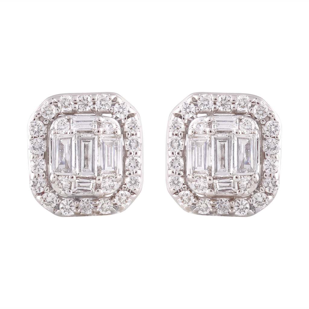 Shine Bright Diamond Earrings