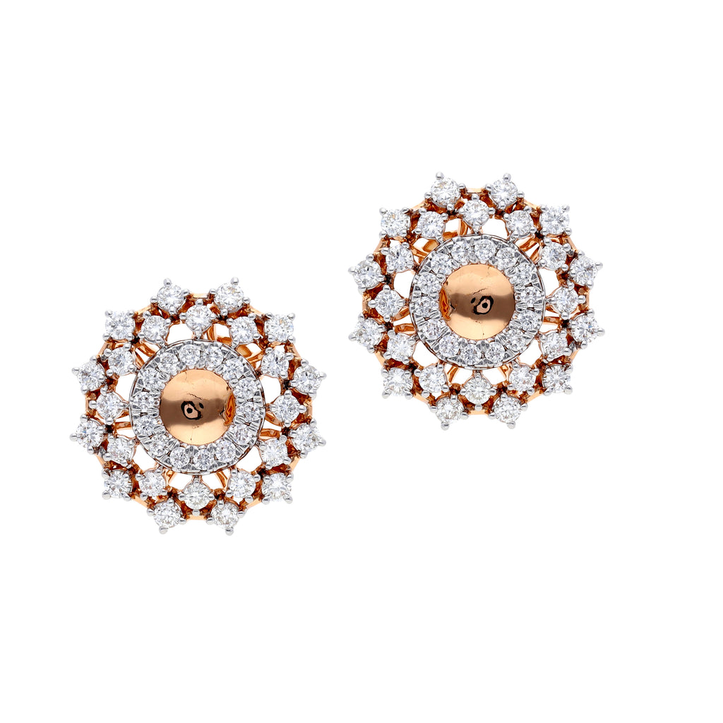 Lamara Diamond Earrings