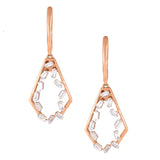 Scatter Waltz Eccentric Diamond Earrings