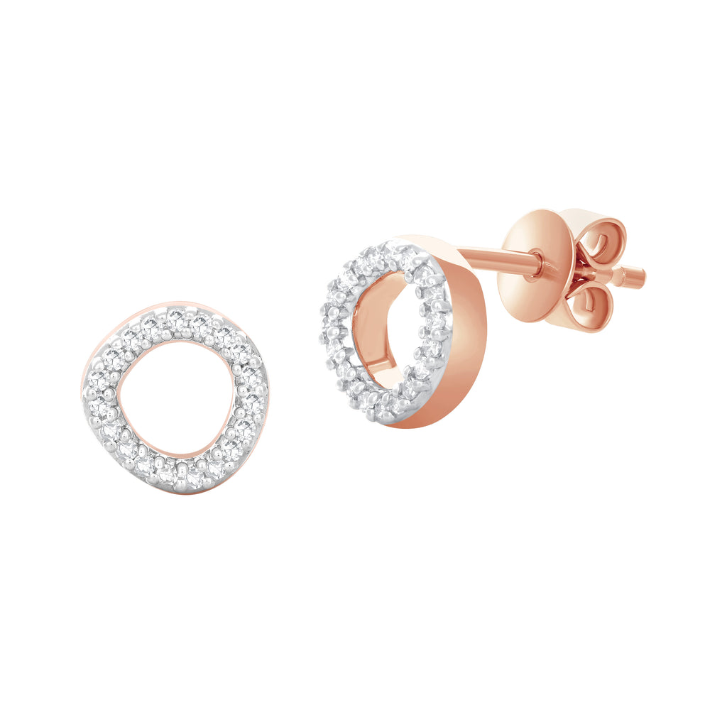 Circuli Diamond Earrings