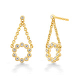 Dawn Diamond Earrings