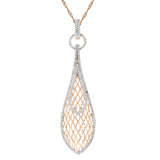 Starring You Eros Diamond Pendant