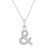 Always Diamond Pendant