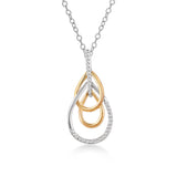 Eleanor Diamond Pendant