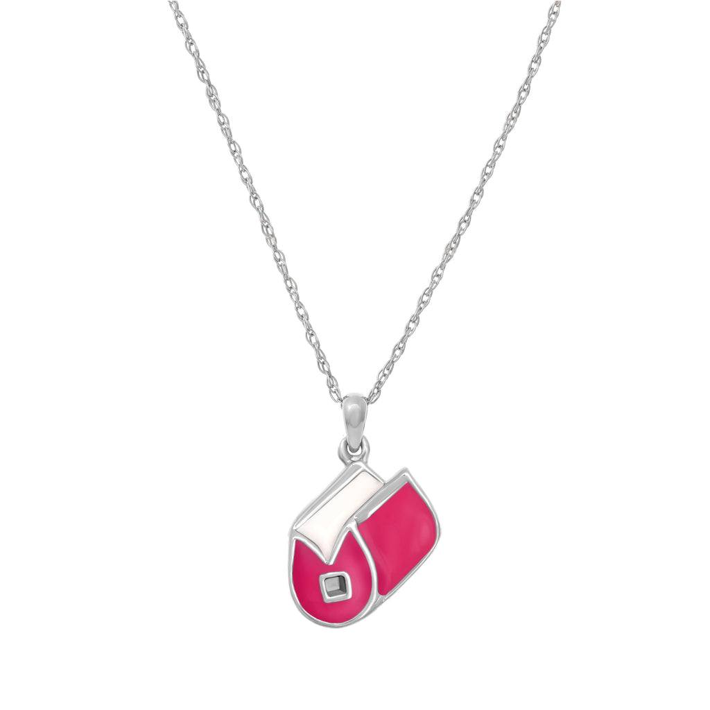 Borsa Diamond Pendant