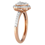 Stellar Diamond Ring