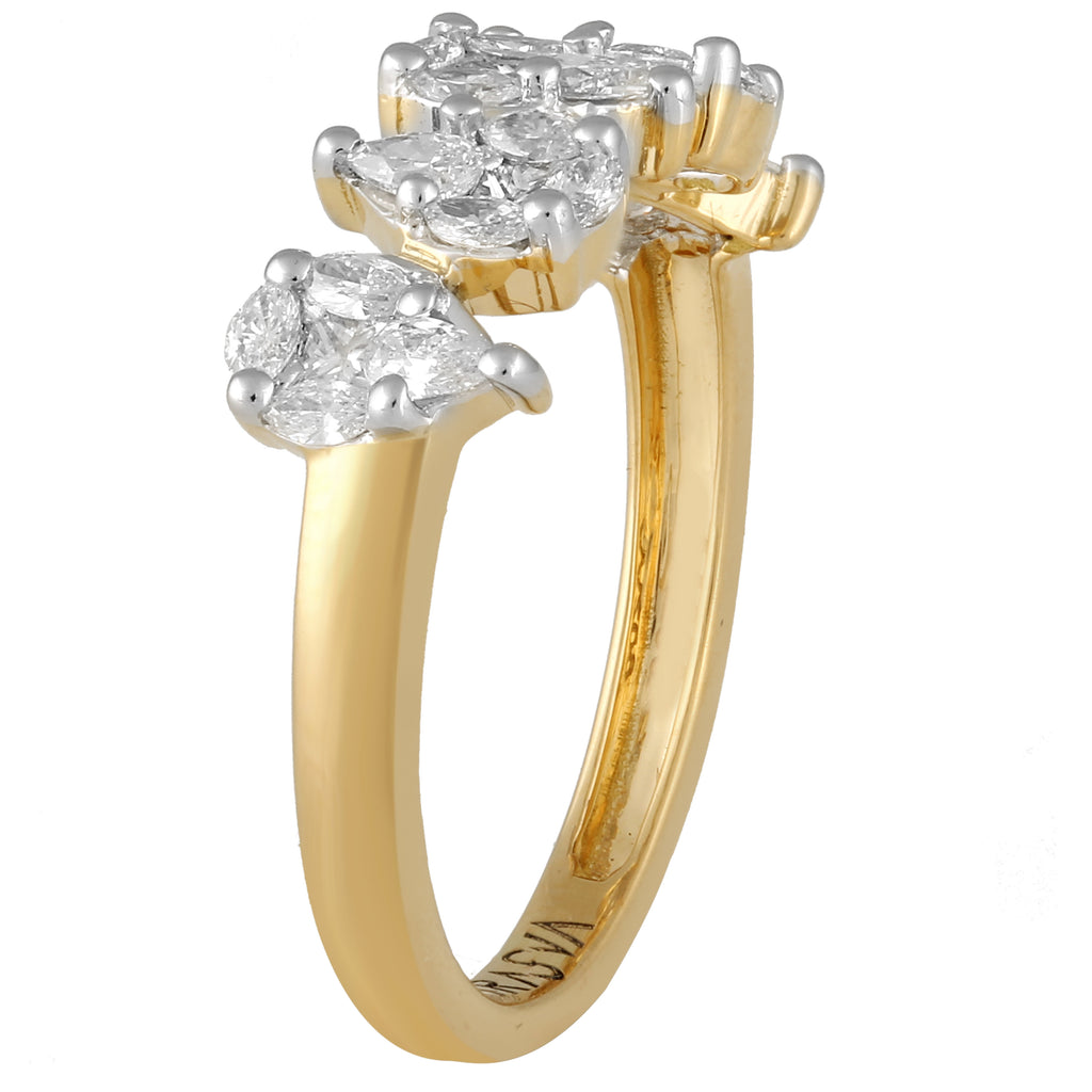 Dulata Diamond Ring