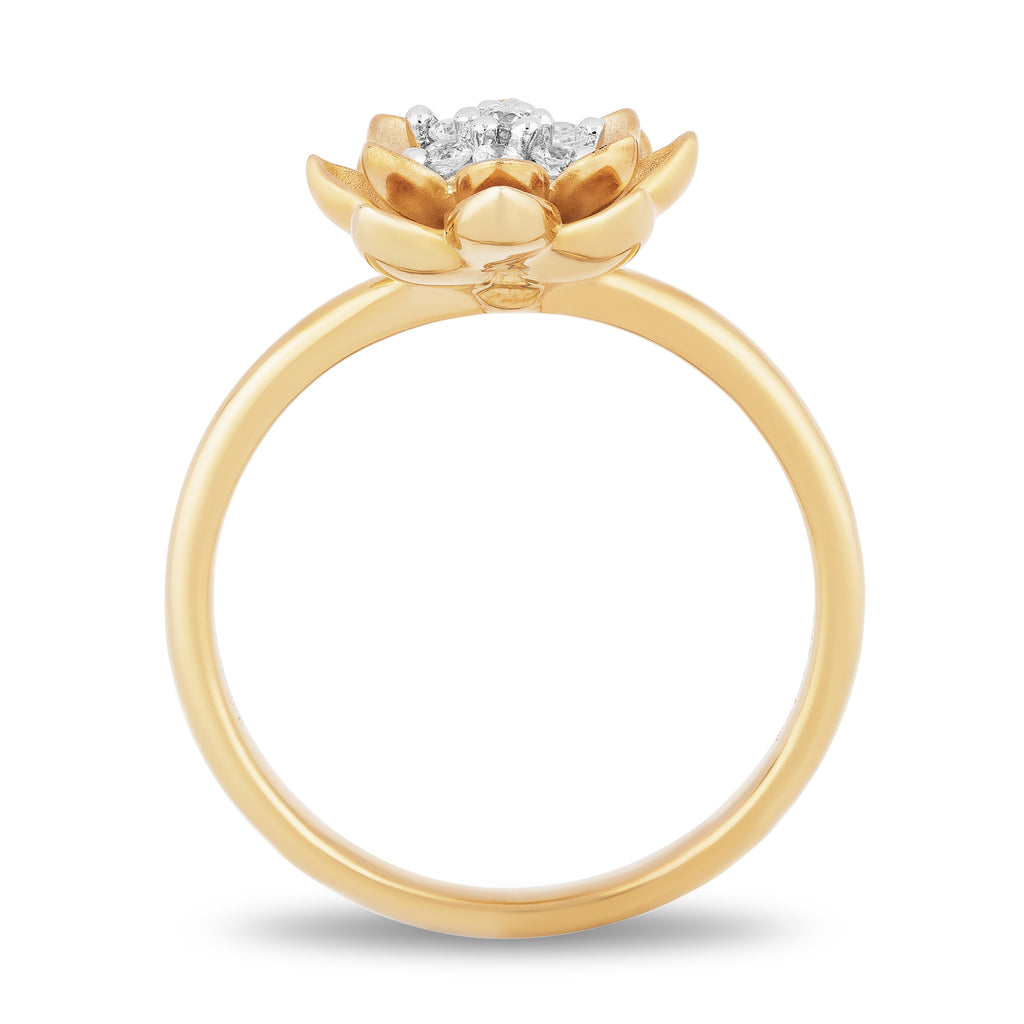 Tiana Fashion Ring with 1/10 CTTW Diamonds