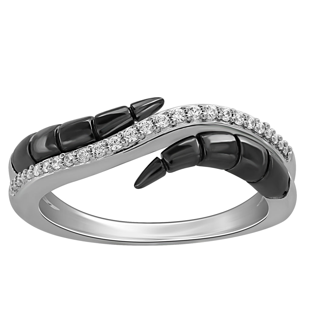 Maleficent Ring with 1/10 cttw Diamonds*