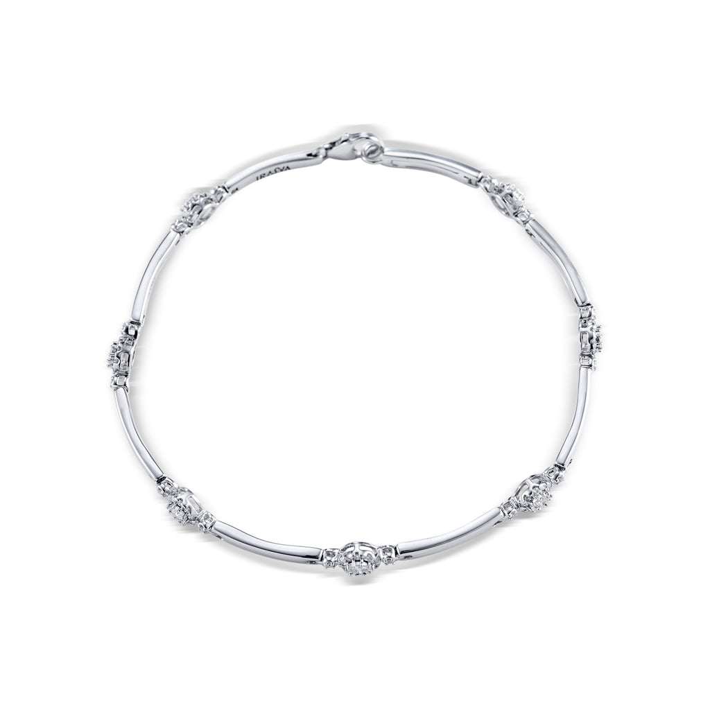 Heirani Diamond Bracelet*