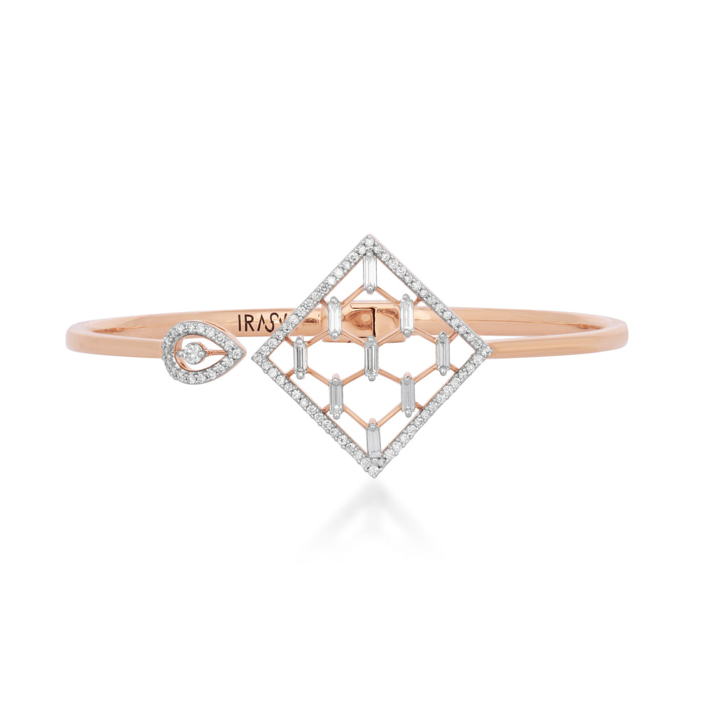 Regalia Royale Diamond Bangle