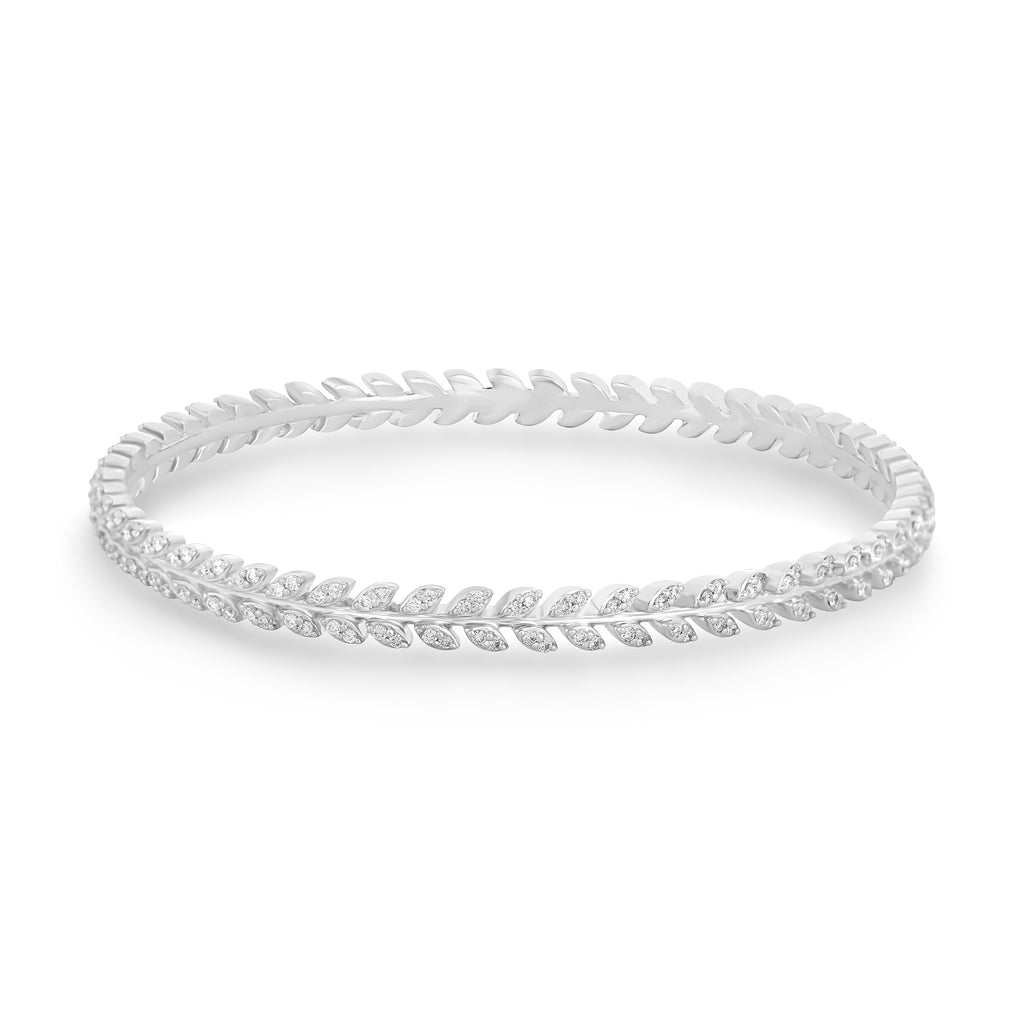 Pianta Diamond Bangle