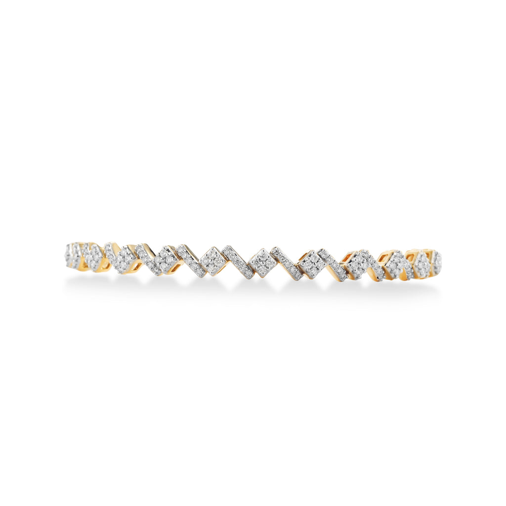 Bella Donna Diamond Bangle*