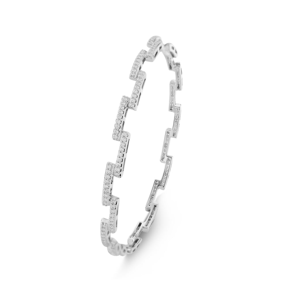 Ceres Diamond Bangle*