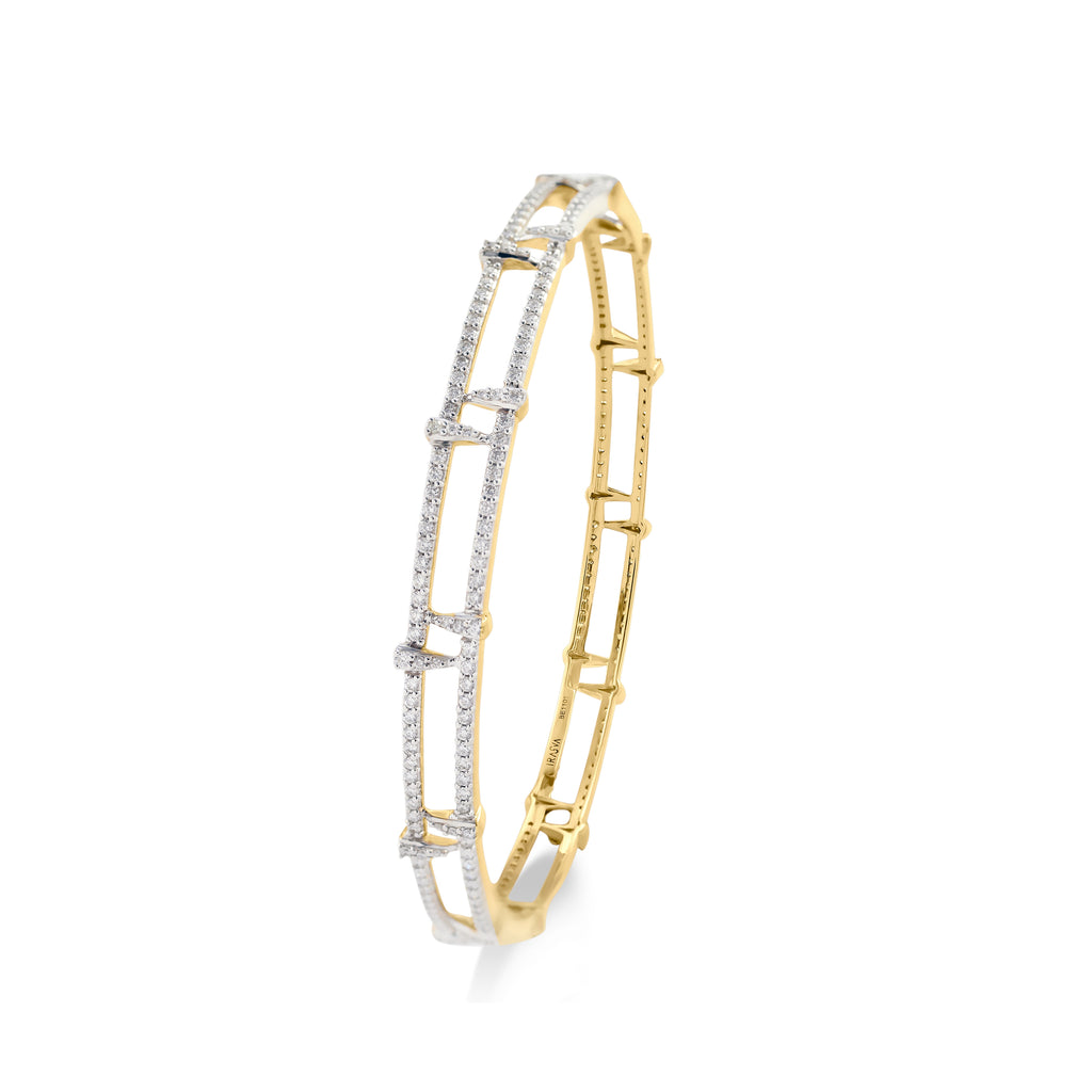 Ivy Diamond Bangle*