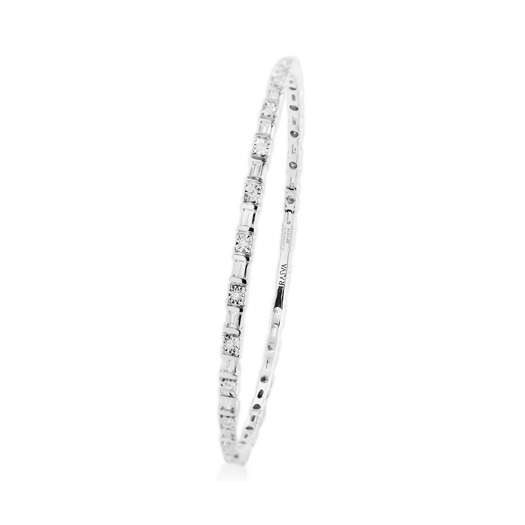 Marlowe Diamond Bangle*