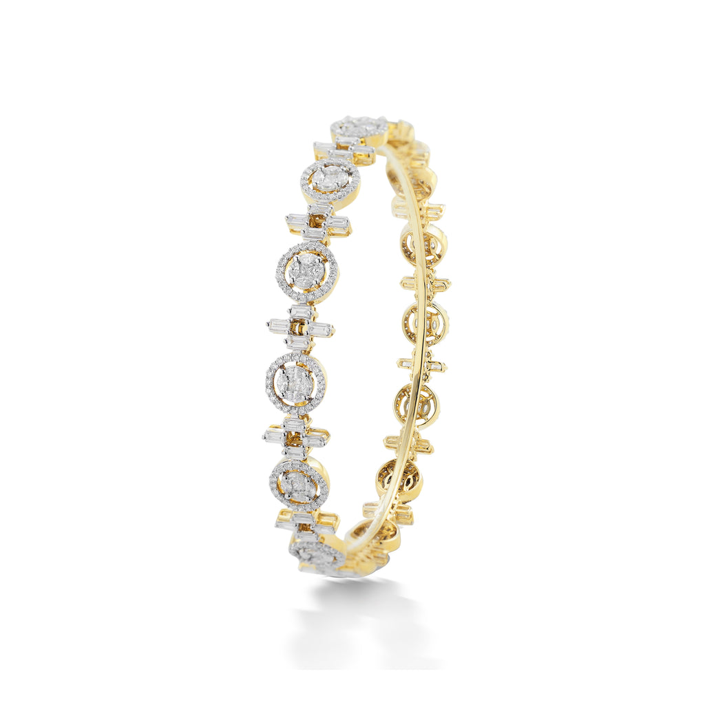 Sora Diamond Bangle*