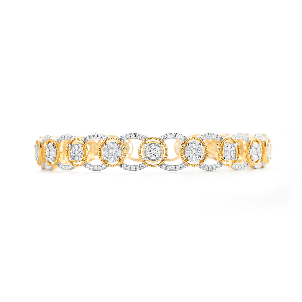 Pandora Diamond Bangle*