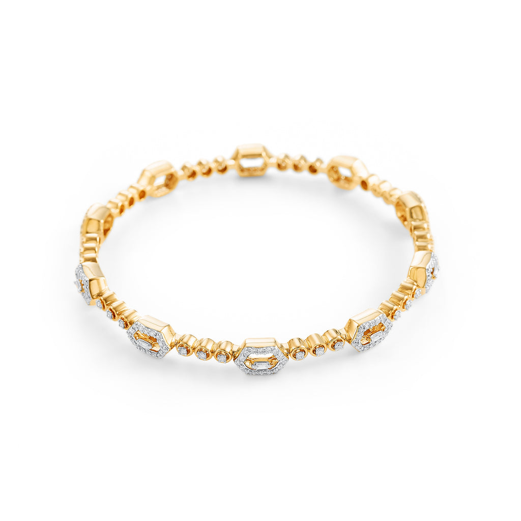 Regalia Darina Diamond Bangle*