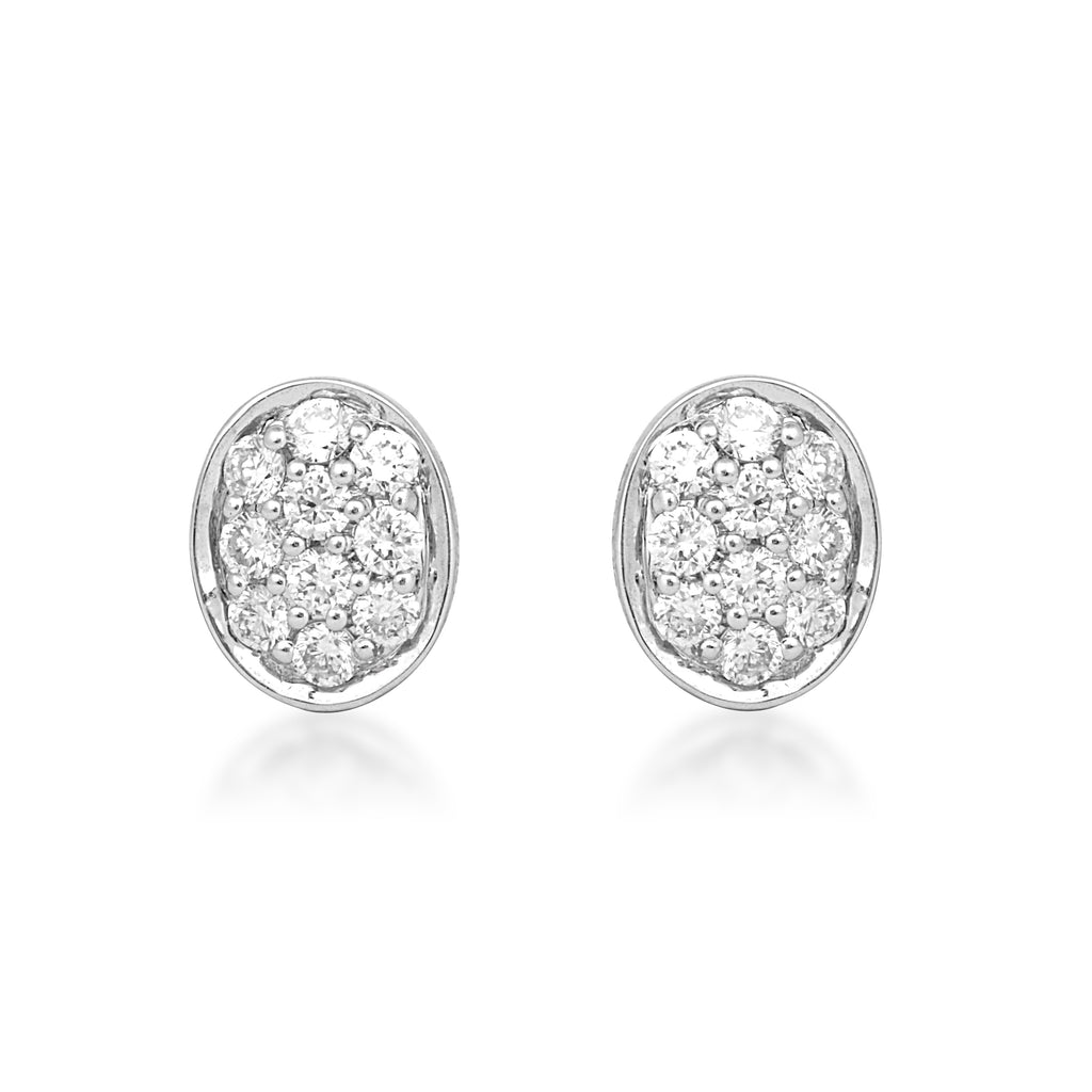 Pulita Diamond Earrings