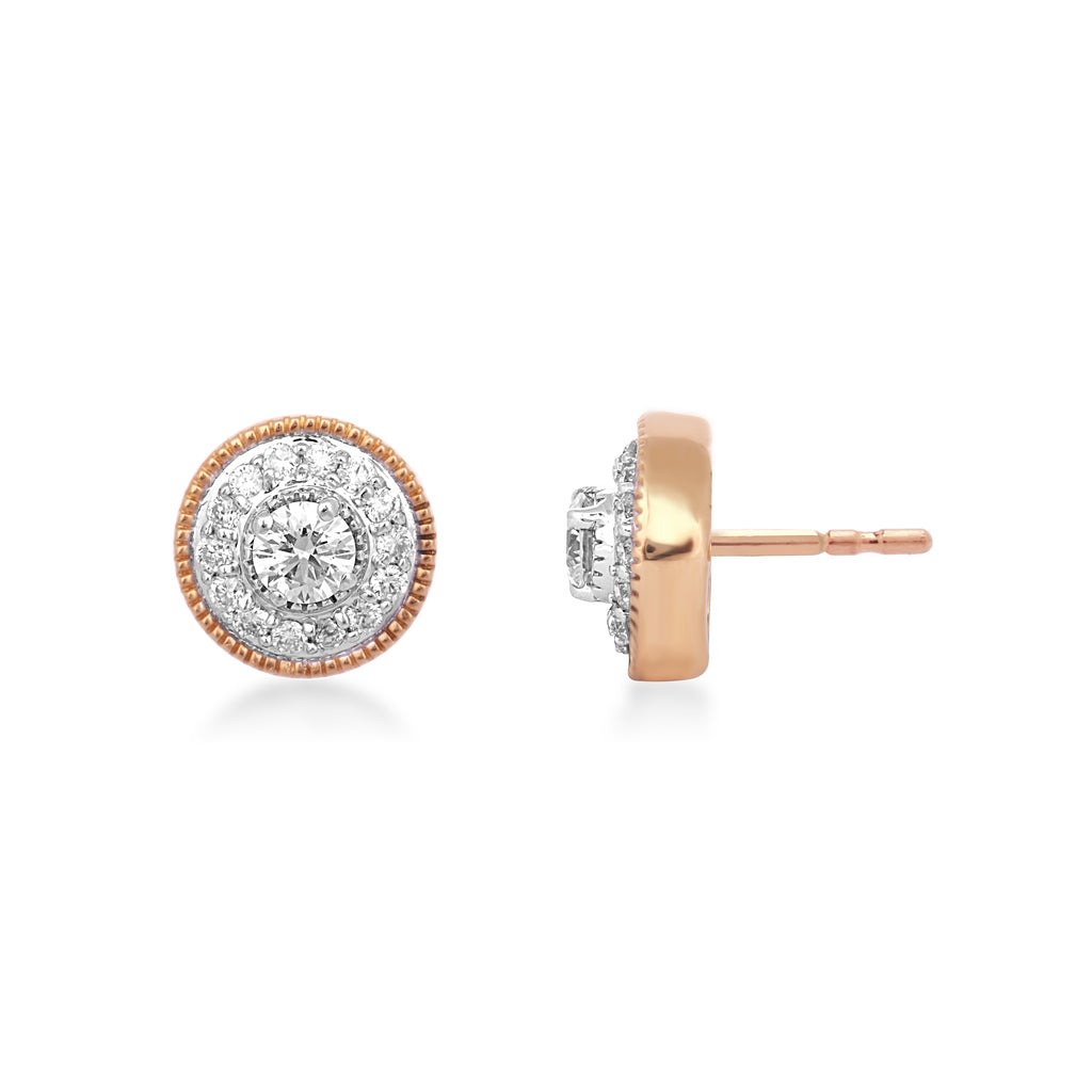 Orbit Essential Diamond Earrings