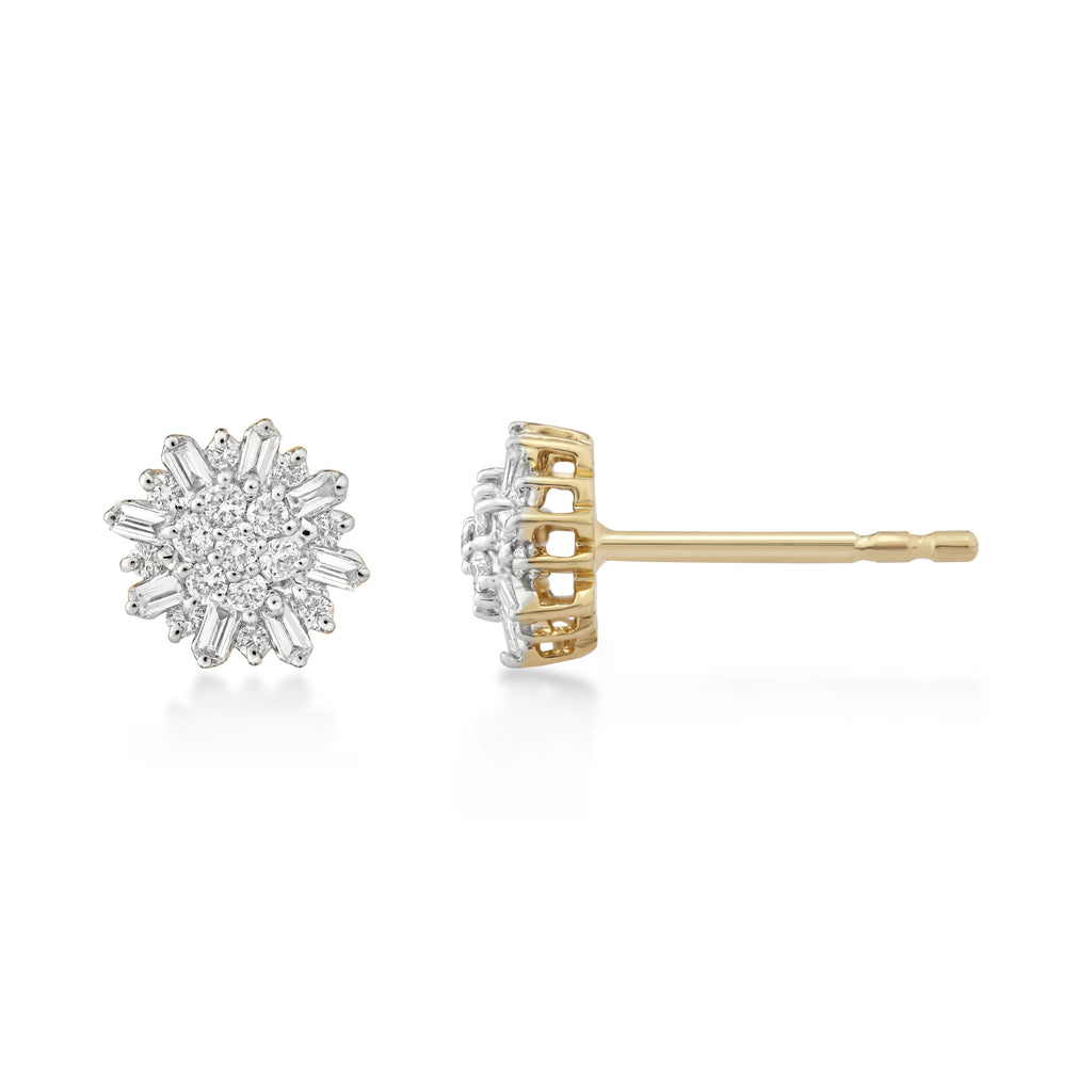 Eclat Diamond Earrings