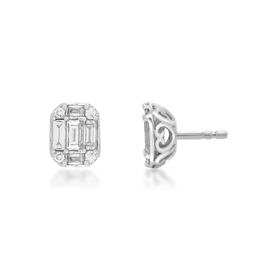 Clare Diamond Earrings