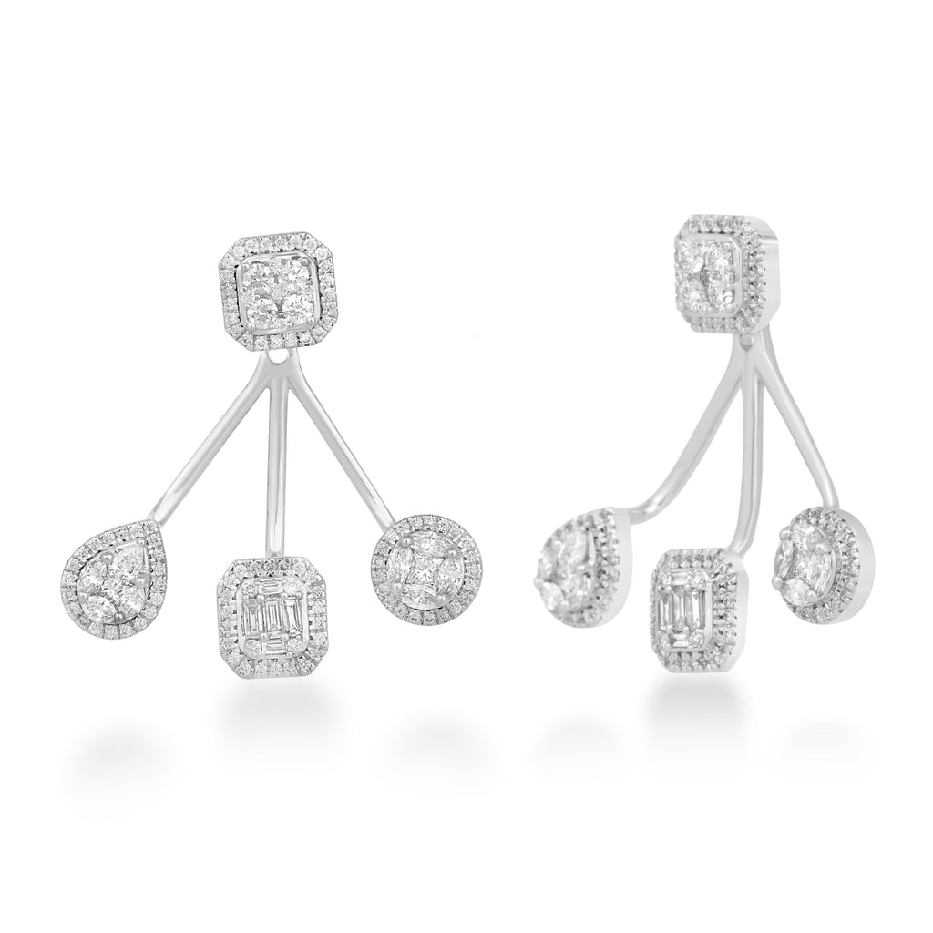 Voltaire Essential Diamond Earrings*