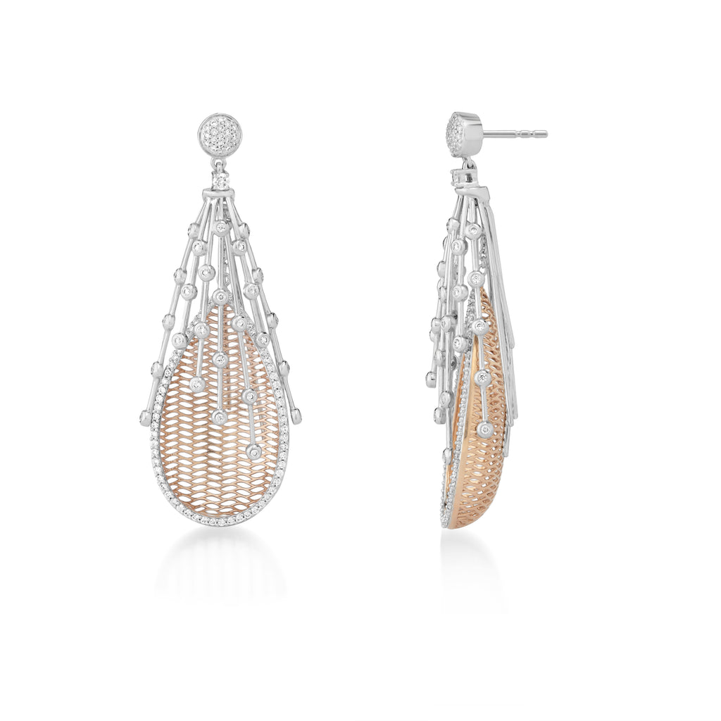 Starring You Shower Diamond Earrings