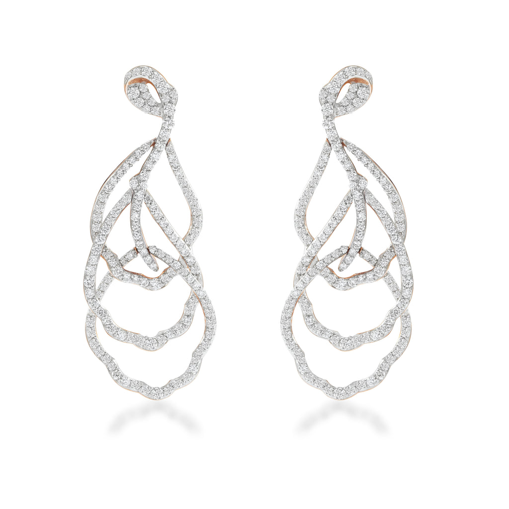 Aquila Diamond Earrings*