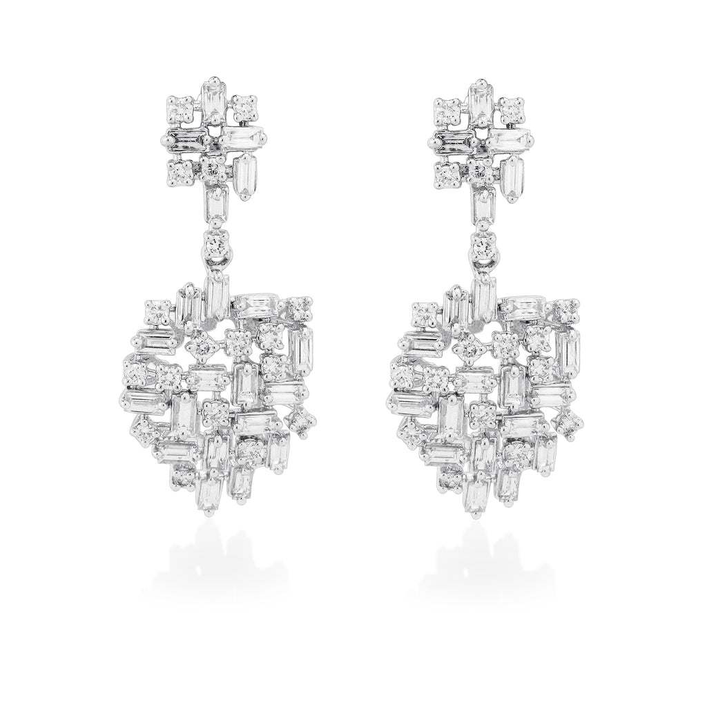 Regalia Heirloom Diamond Earrings