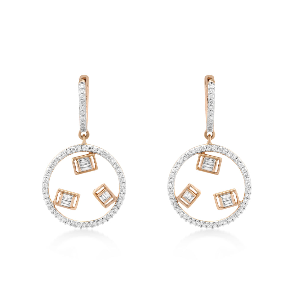Regalia Sovereign Diamond Earrings