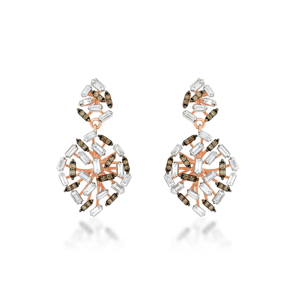 Scatter Waltz Stellar Diamond Earrings