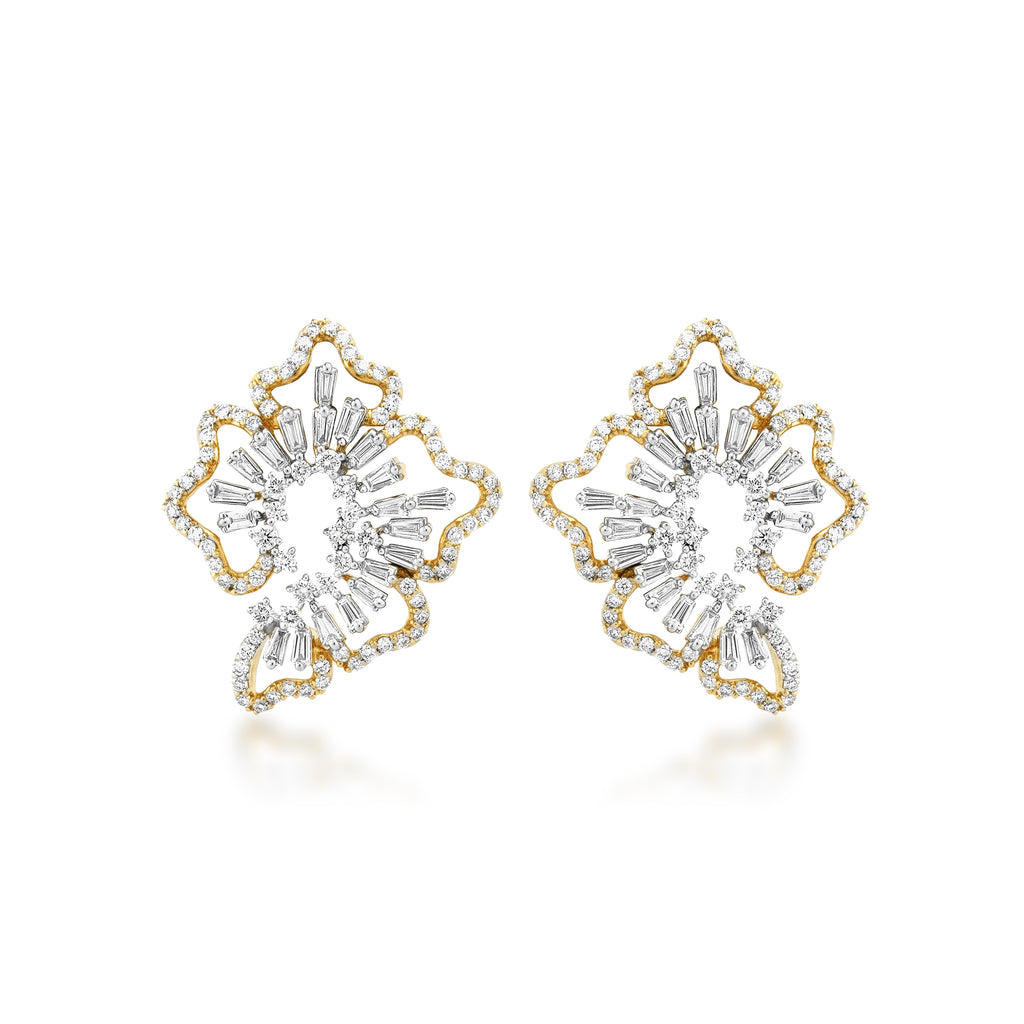 Scatter Waltz Sweet Chaos Diamond Earrings