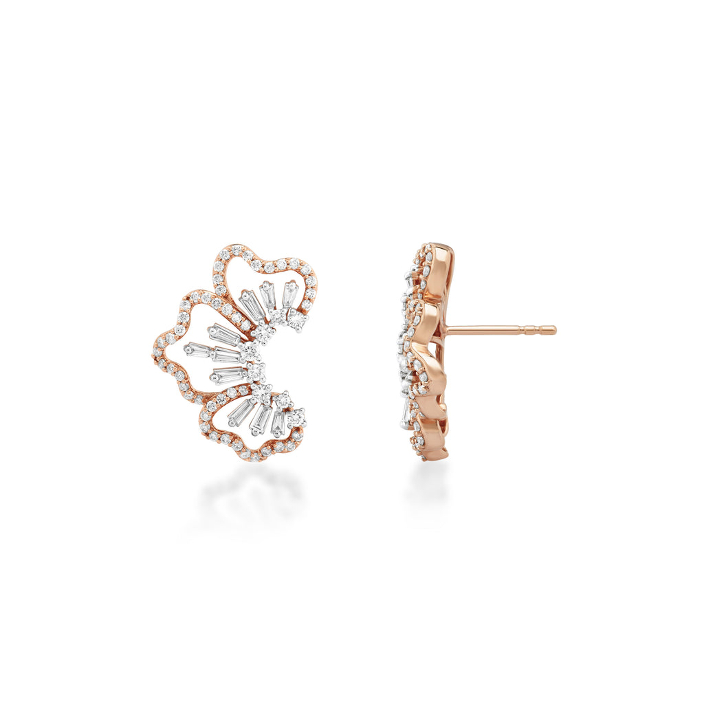 Scatter Waltz Myriad Diamond Earrings