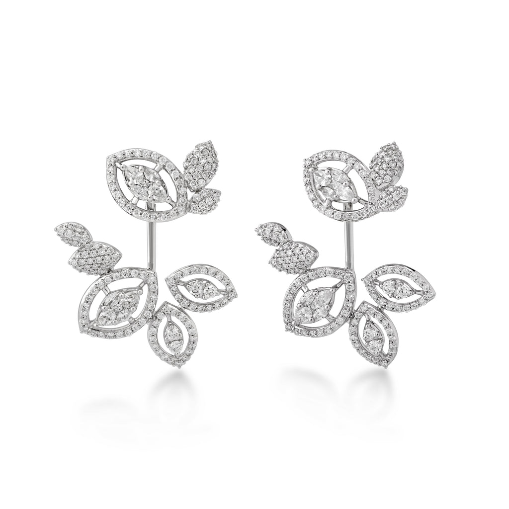 One Kalea Diamond Earrings*
