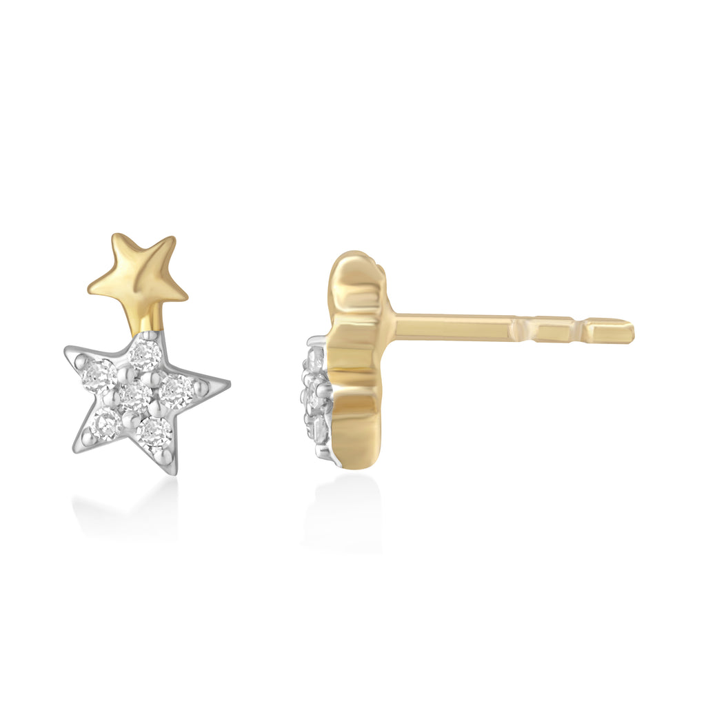 Stelle Diamond Earrings