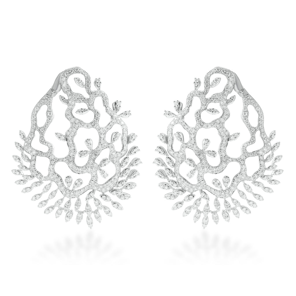 Elements Eldrid Diamond Earrings*