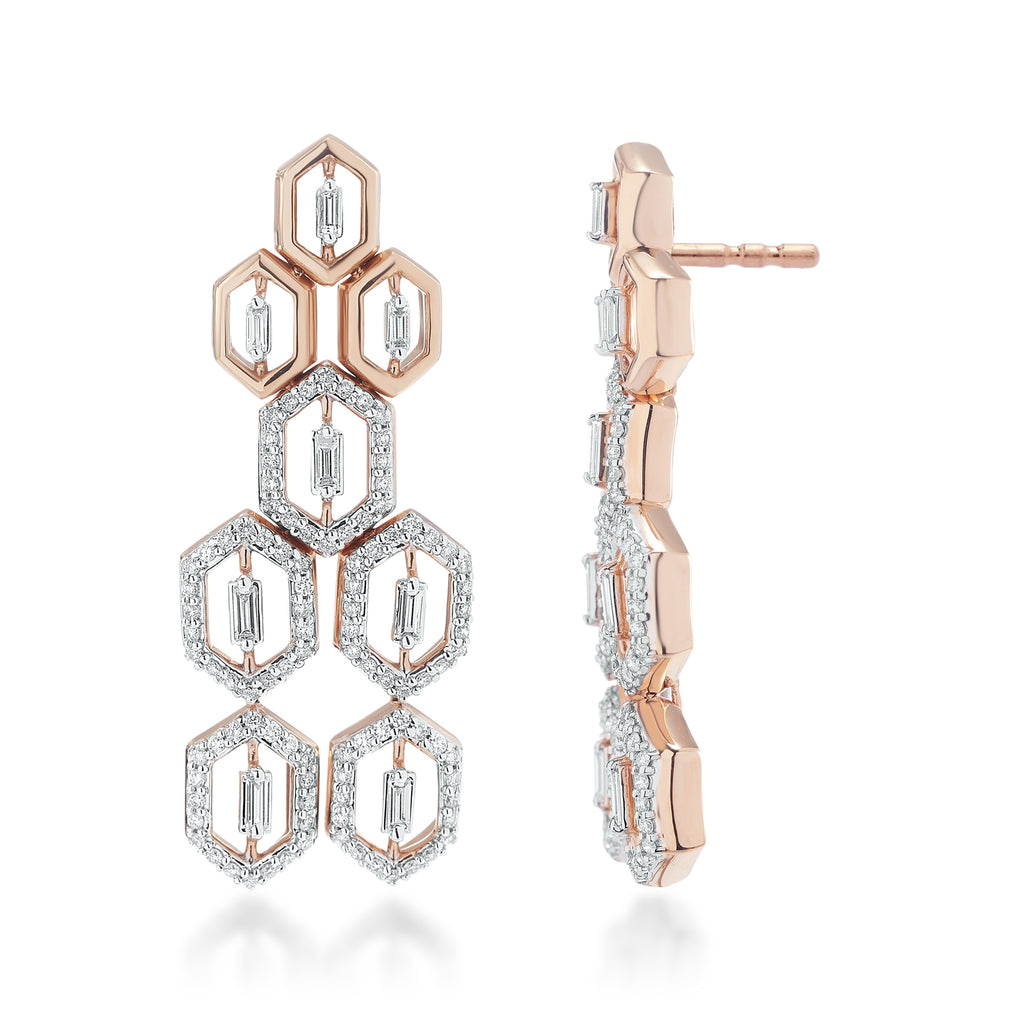 Regalia Eleanor Diamond Earrings*