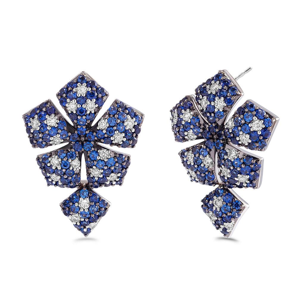 Illuminaire Minjonet Diamond Earrings*