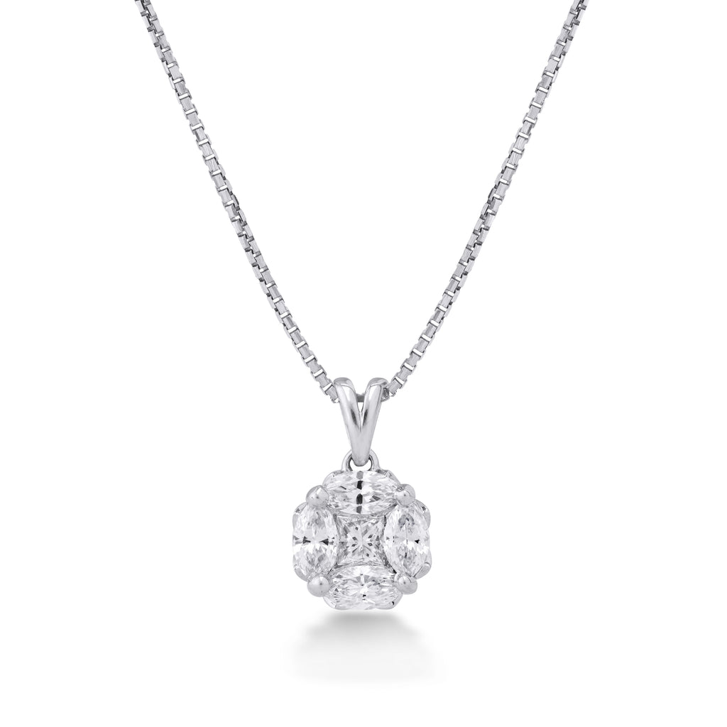 Curroni Diamond Pendant