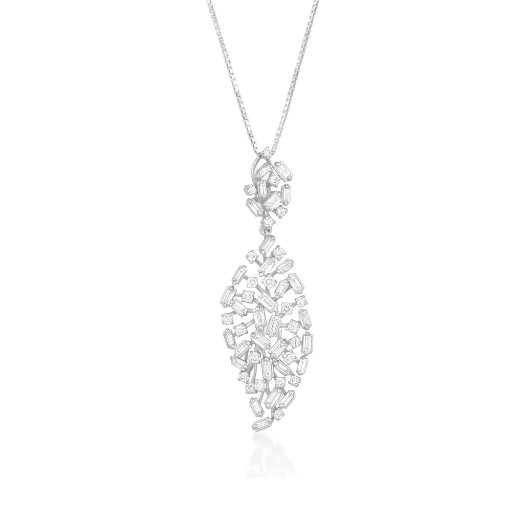 Scatter Waltz Illuminate Diamond Pendant*