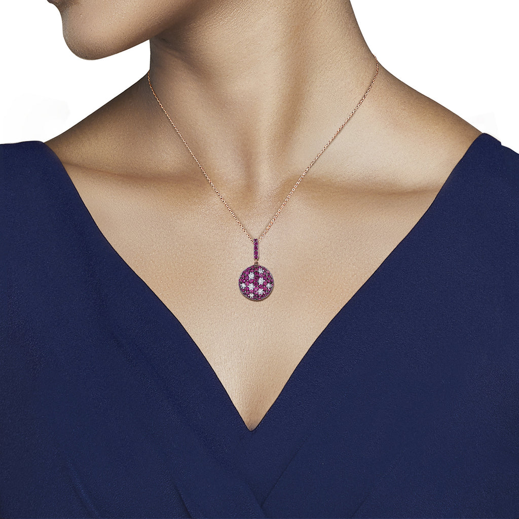 Illuminaire Gulay Diamond Pendant*