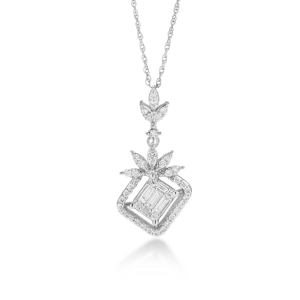 One Calantha Diamond pendant*