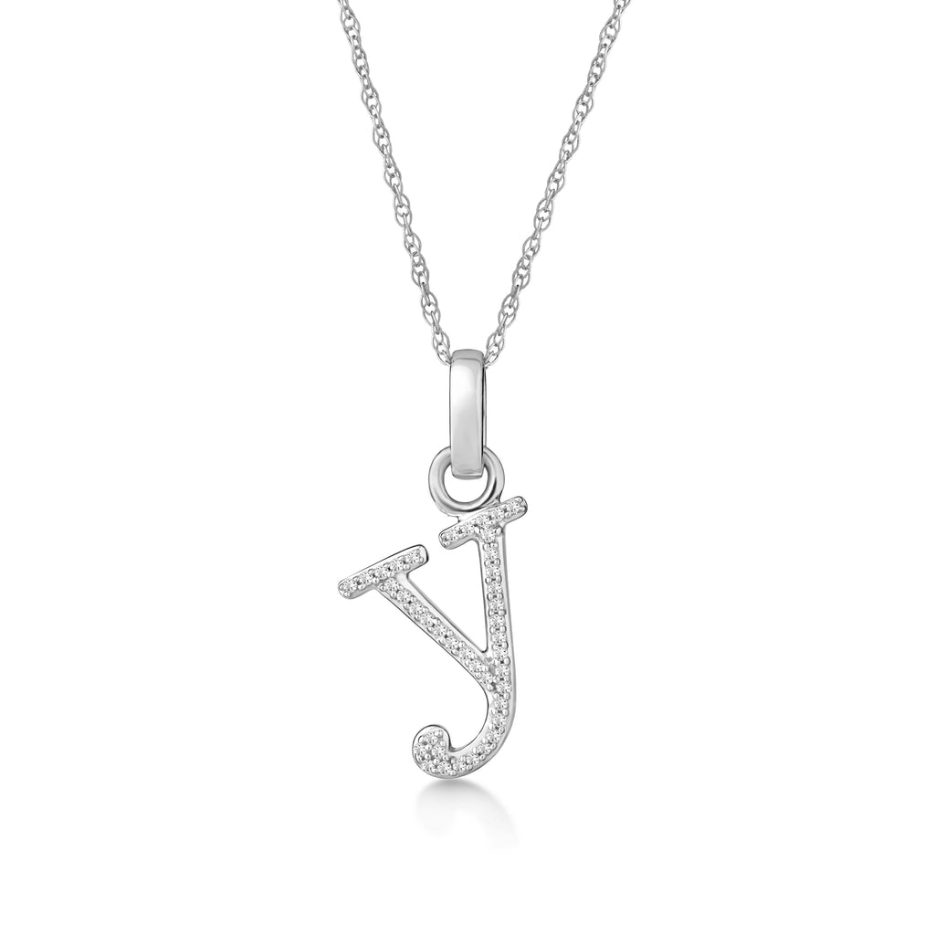 Y Diamond Pendant