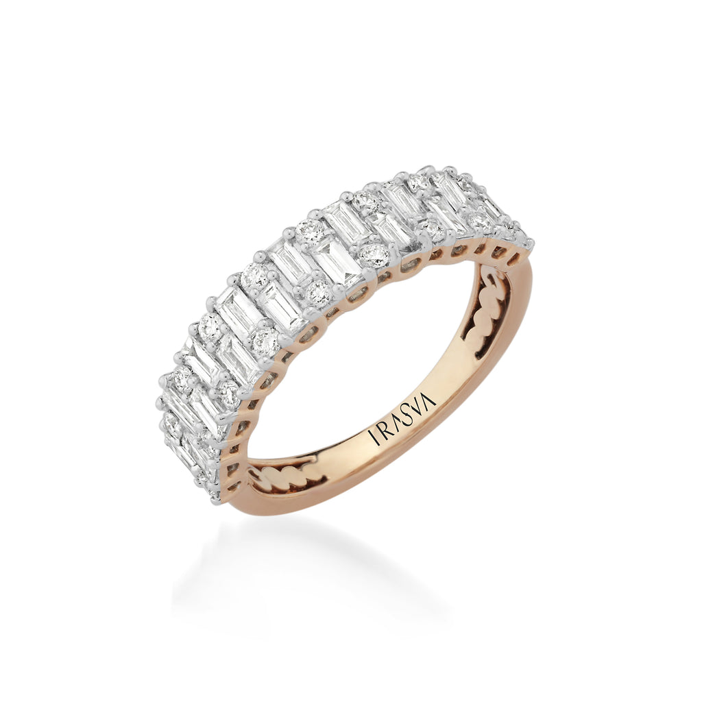 Corsa Diamond Ring
