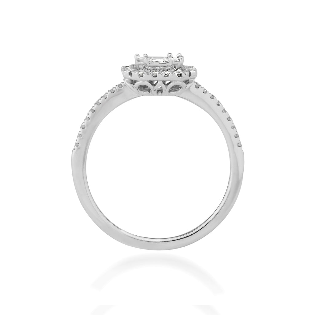 Magnanimous Diamond Ring