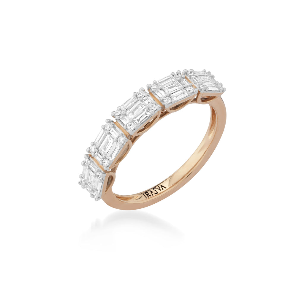 Equizone Diamond Ring