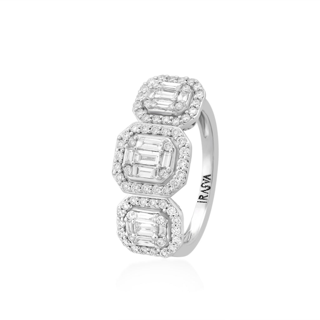 Trinity Diamond Ring