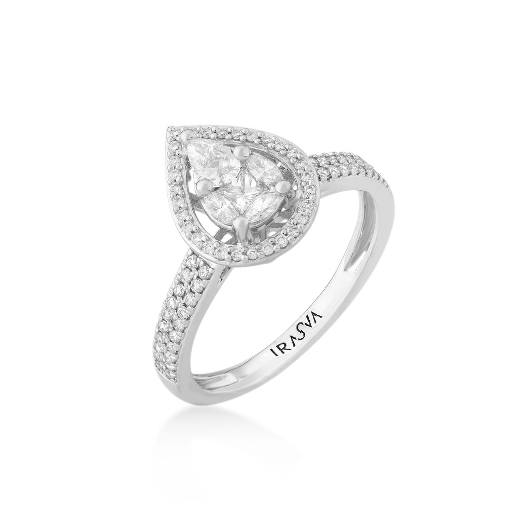 Aura Diamond Ring